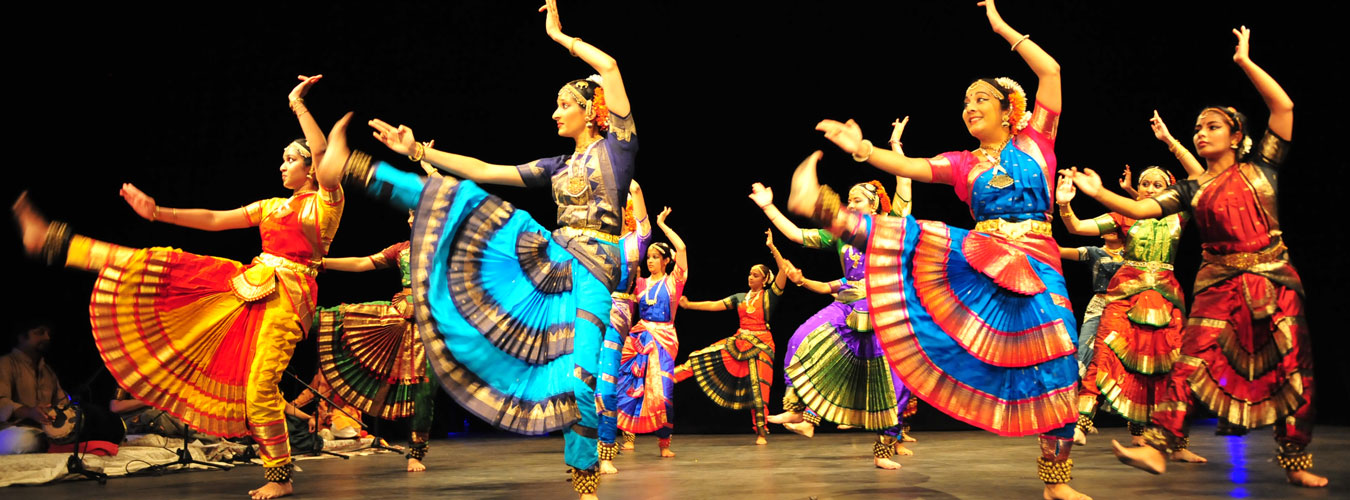 フラメンコの元になったインド舞踊